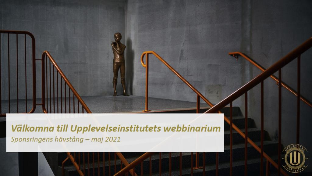 Webbinarium – Sponsringens hävstång